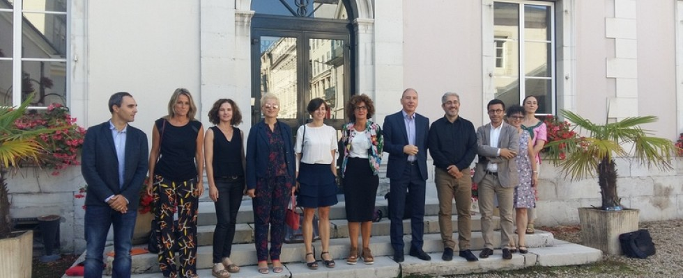 Pau Béarn Pyrénées-ra bisita, etorkizuneko proiektuak identifikatzeko helburuz