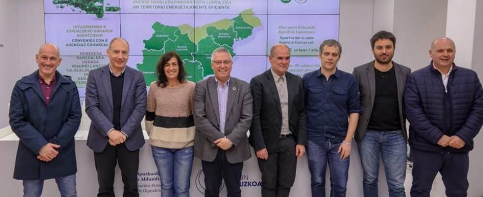 Comienza el segundo año del plan de acción energético del Goierri