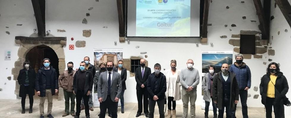 La Agencia de Turismo Comarcal GOITUR ha cumplido 20 años