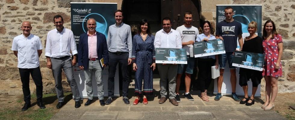 El XXII. Concurso de Proyectos Empresariales ya tiene ganadores