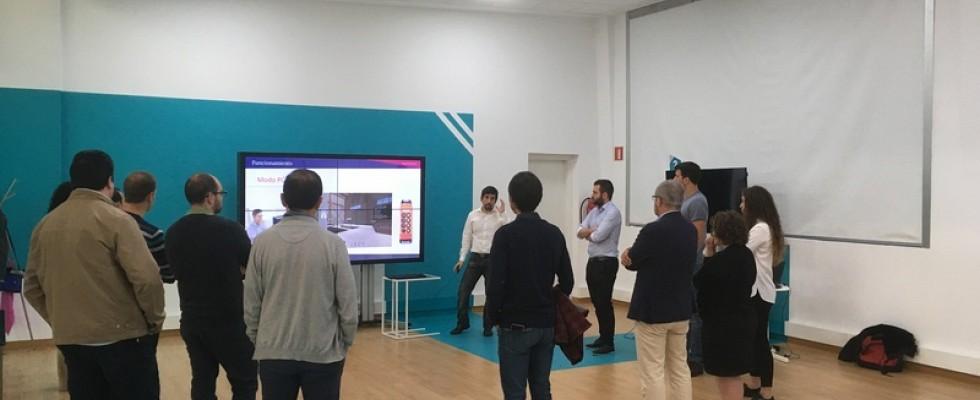 Se ha organizado un taller de realidad aumentada
