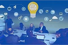 Serbitizazioarako konpetentziak: e-liderra eta 4.0 perfilak