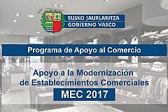 Apoyo a la Modernización de Establecimientos Comerciales (ME