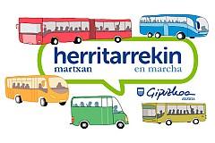 Proceso para la mejora del servicio de autobuse